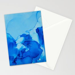 Saphire Stationery Cards