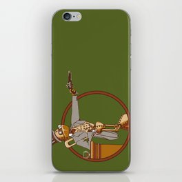 The Windup Duelist iPhone Skin