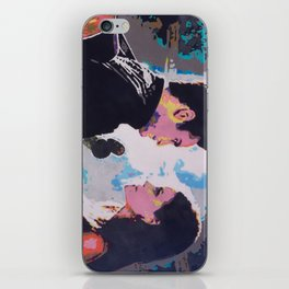 Johnny and June iPhone Skin