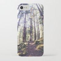 washington iPhone & iPod Cases featuring Washington by Ruby Love
