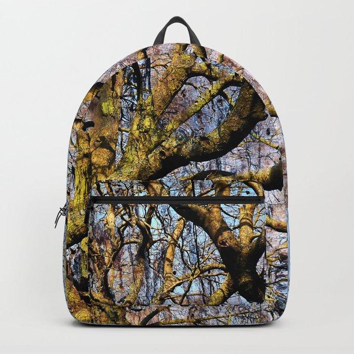 Magic Dream of a Tree Backpack