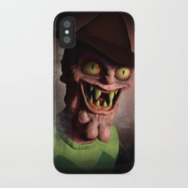 Scary Terry iPhone Case