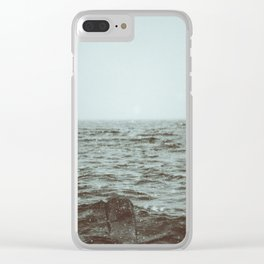 currents. Clear iPhone Case