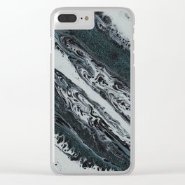 """""""Currents"""" 2018 Clear iPhone Case"""
