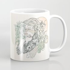 I N K : III Coffee Mug