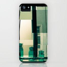 Window Cubism. iPhone Case