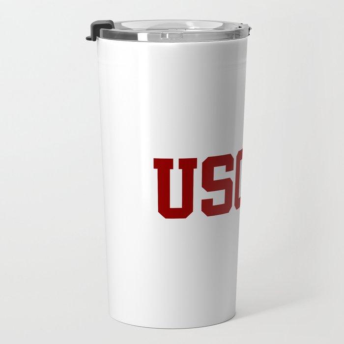 USC Class of 2023 Travel Mug