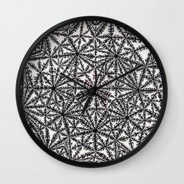 ' 7 ' By: Matthew Crispell Wall Clock