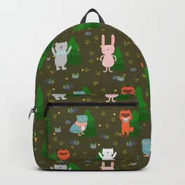Cute animals Backpack