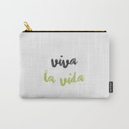 Viva la vida! Carry-All Pouch