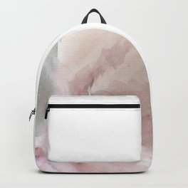 Cat close up Backpack