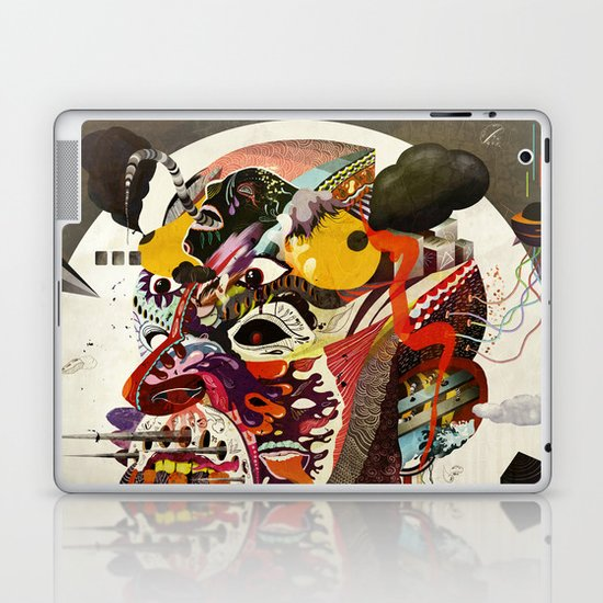 Mr. Nice Laptop & iPad Skin