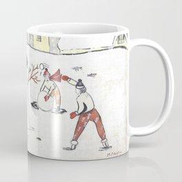Voici Noël! Coffee Mug
