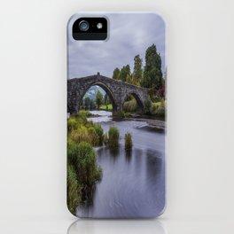 Autumn Cottage iPhone Case