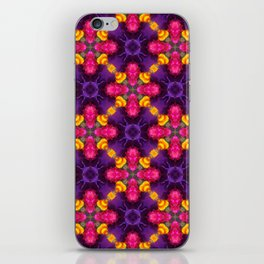 The Flower Shop No. 08 iPhone Skin