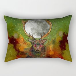 The Sacred Union Rectangular Pillow