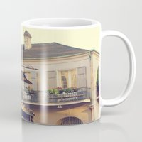 napoleon Mugs featuring Napoleon Corner by Briole Photography