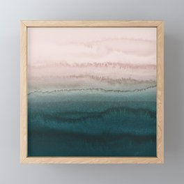 WITHIN THE TIDES - EARLY SUNRISE Framed Mini Art Print