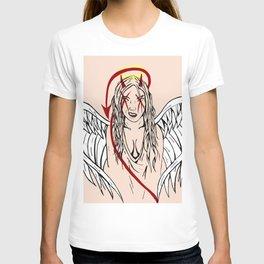 Good Vs Evil T-shirt