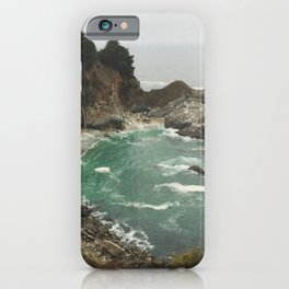Big Sur - Julia Pfeiffer iPhone Case
