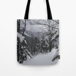 Winter in the Whites Tote Bag