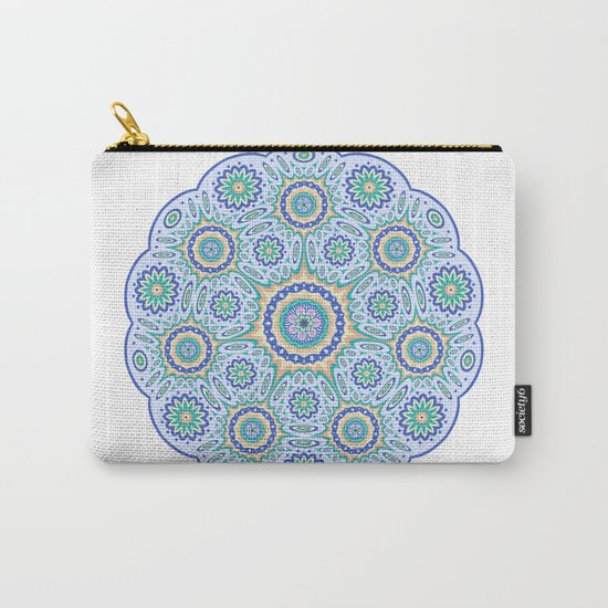 Geometric ornament Carry-All Pouch