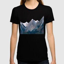 Geo Mountain Range (Part 5) T-shirt