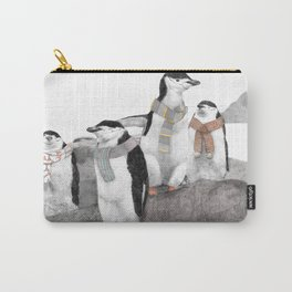 Penguins Carry-All Pouch