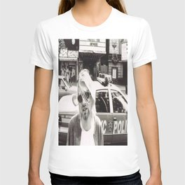 Kurt#Cobain Singer of Nirvana Band Photo,Vintage Poster,Photo Print,Wall Decor,Rock Music Poster T-shirt