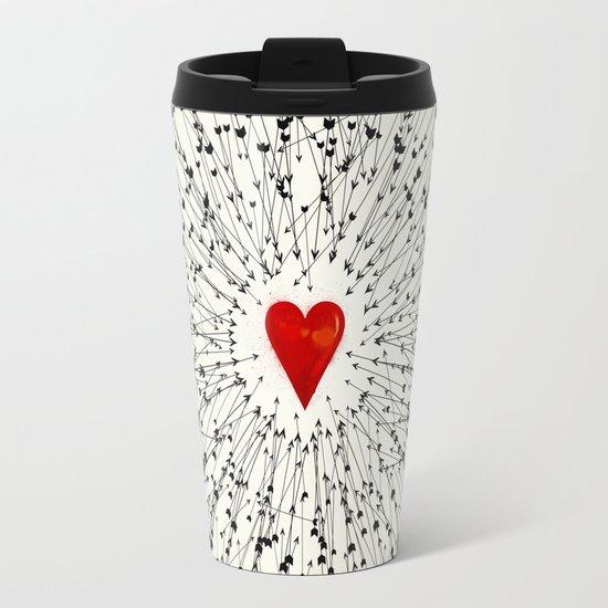 Heart&Arrows Travel Mug