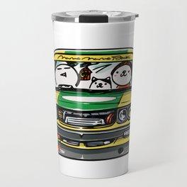 Crazy Car Art 0150 Travel Mug