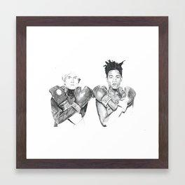 The Warquiats Framed Art Print
