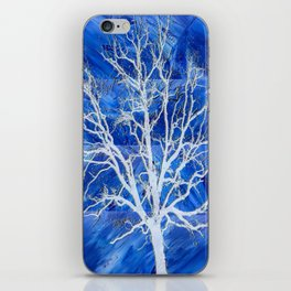 and the seed became tree iPhone Skin