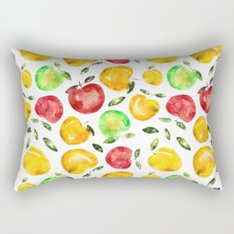 Forbidden fruit Rectangular Pillow