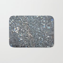 Silver Dust Bath Mat