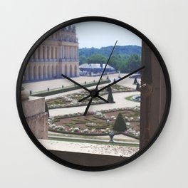 Luxe Look Wall Clock
