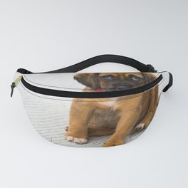 Cute Puppy Fanny Pack