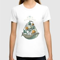 whale T-shirts featuring Whale | Petrol Grey by Seaside Spirit