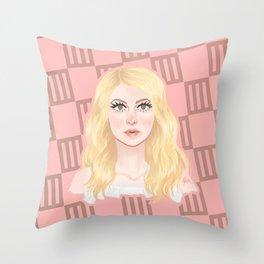 HW #5 Throw Pillow