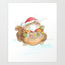 Tommy Claus Art Print