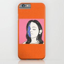 Vast Inner World iPhone Case