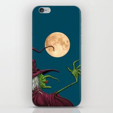 Witches iPhone & iPod Skin