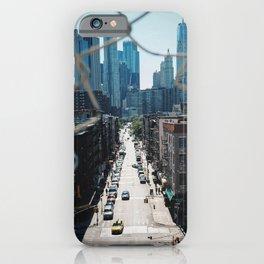 New York 3 iPhone Case