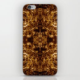 ash-0004-superstructure-gold-fs3 iPhone Skin