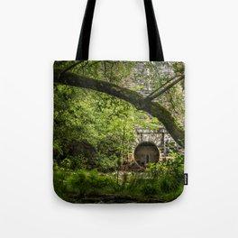 Pen Y Garreg Dam Tote Bag