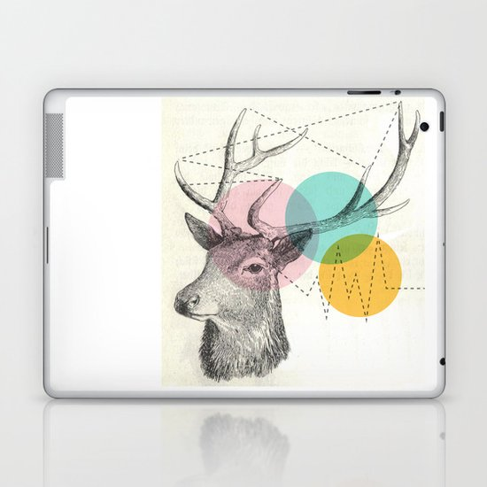 stitch doe Laptop & iPad Skin