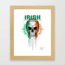 To The Core Collection: Ireland Framed Art Print
