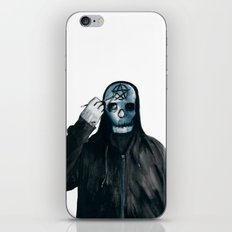 It Looks Better With A Pentacle iPhone & iPod Skin