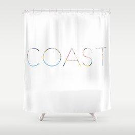 Coast Shower Curtain