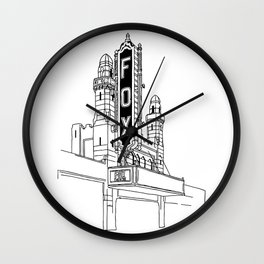 Fox Theatre ATL Wall Clock